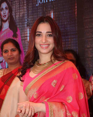 Actress Tamanna Launches Joh Rivaaj Collections Photos | Picture 1530388