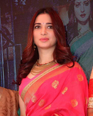 Actress Tamanna Launches Joh Rivaaj Collections Photos | Picture 1530393