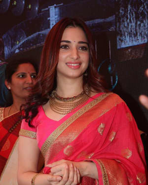 Actress Tamanna Launches Joh Rivaaj Collections Photos | Picture 1530386