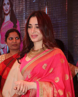 Actress Tamanna Launches Joh Rivaaj Collections Photos | Picture 1530387