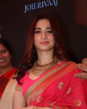 Actress Tamanna Launches Joh Rivaaj Collections Photos | Picture 1530384