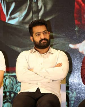 Jr. NTR - Jai Lava Kusha Success Meet Photos | Picture 1530763