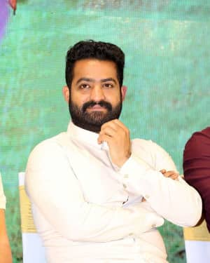 Jr. NTR - Jai Lava Kusha Success Meet Photos | Picture 1530774