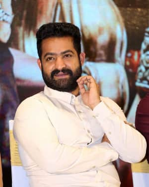 Jr. NTR - Jai Lava Kusha Success Meet Photos | Picture 1530780