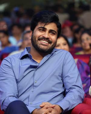 Sharvanand - Mahanubhavudu Movie Pre Release Function Photos | Picture 1530542