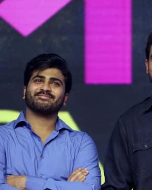 Mahanubhavudu Movie Pre Release Function Photos