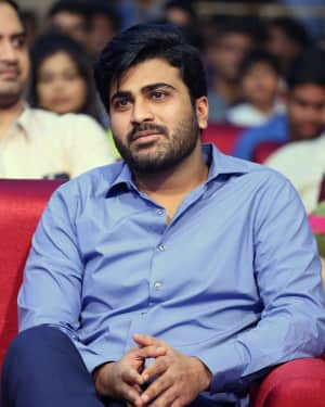 Sharvanand - Mahanubhavudu Movie Pre Release Function Photos