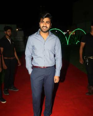 Sharvanand - Mahanubhavudu Movie Pre Release Function Photos | Picture 1530479