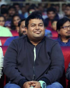 Thaman. S - Mahanubhavudu Movie Pre Release Function Photos | Picture 1530535