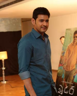Mahesh Babu's Interview For Spyder Photos | Picture 1530651
