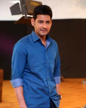 Mahesh Babu's Interview For Spyder Photos | Picture 1530668