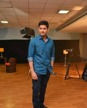 Mahesh Babu's Interview For Spyder Photos | Picture 1530663