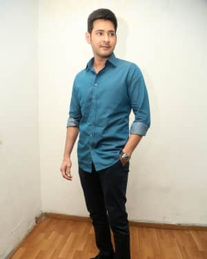 Mahesh Babu's Interview For Spyder Photos | Picture 1530647