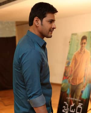 Mahesh Babu's Interview For Spyder Photos | Picture 1530652