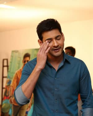 Mahesh Babu's Interview For Spyder Photos | Picture 1530660
