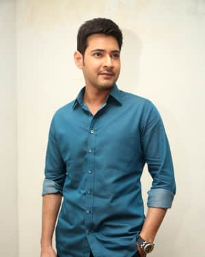 Mahesh Babu's Interview For Spyder Photos | Picture 1530648