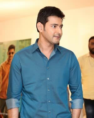 Mahesh Babu's Interview For Spyder Photos | Picture 1530659