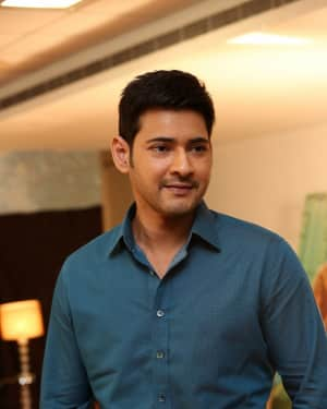 Mahesh Babu's Interview For Spyder Photos | Picture 1530656