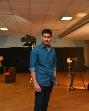 Mahesh Babu's Interview For Spyder Photos | Picture 1530662