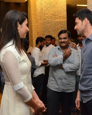 Spyder Movie Press Meet in Hyderabad Photos | Picture 1531040