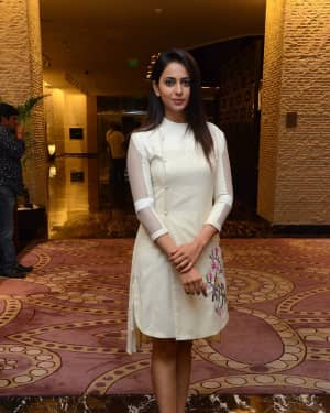 Rakul Preet Singh - Spyder Movie Press Meet in Hyderabad Photos | Picture 1531027