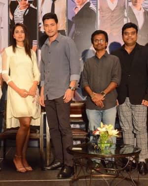 Spyder Movie Press Meet in Hyderabad Photos | Picture 1531064