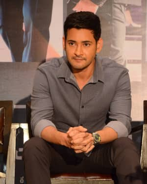 Mahesh Babu - Spyder Movie Press Meet in Hyderabad Photos