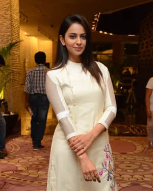 Rakul Preet Singh - Spyder Movie Press Meet in Hyderabad Photos | Picture 1531034
