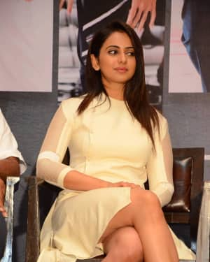 Rakul Preet Singh - Spyder Movie Press Meet in Hyderabad Photos | Picture 1531051