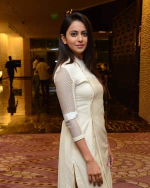 Rakul Preet Singh - Spyder Movie Press Meet in Hyderabad Photos | Picture 1531031