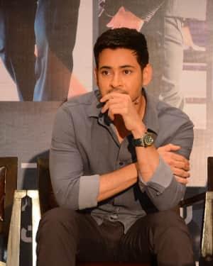 Mahesh Babu - Spyder Movie Press Meet in Hyderabad Photos | Picture 1531058