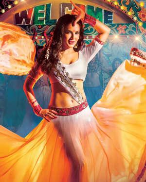 Sunny Leone Hot in PSV Garuda Vega Movie Photos   Picture 1532054