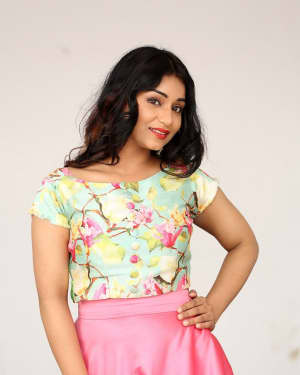 Actress Anam Khan Stills at Dwaram Movie Opening | Picture 1574905