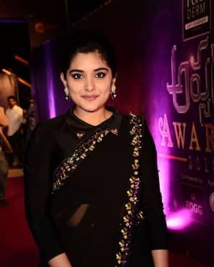 Nivetha Thomas - Zee Telugu Apsara Awards 2018 Red Carpet Stills