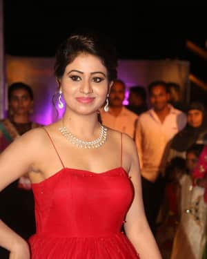 Manali Rathod - Zee Telugu Apsara Awards 2018 Red Carpet Stills