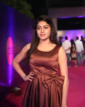 Akshatha Srinivas - Zee Telugu Apsara Awards 2018 Red Carpet Stills