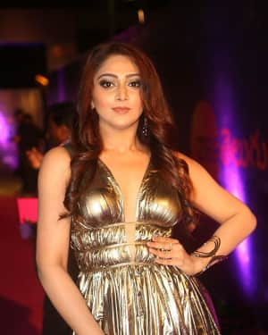Natasha Doshi - Zee Telugu Apsara Awards 2018 Red Carpet Stills