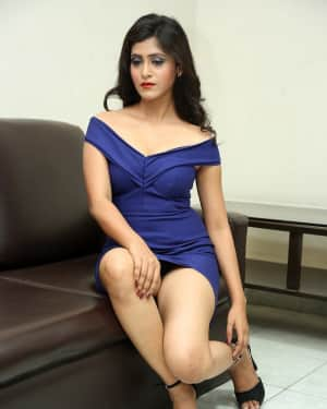 Arshi Kapoor - Glamour Girls Telugu Movie Opening Photos