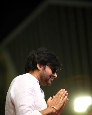 Pawan Kalyan - Rangasthalam Vijayotsavam Film Success Event Photos
