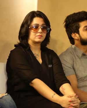 Charmy Kaur - Mehbooba Telugu Film Press Meet Photos