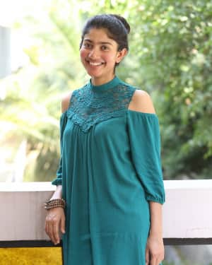 Actress Sai Pallavi Kanam Interview Photos | Picture 1579605