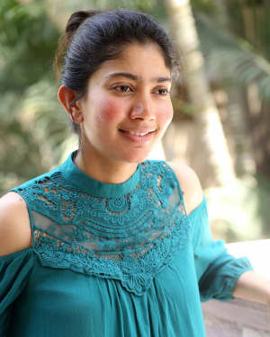 Actress Sai Pallavi Kanam Interview Photos | Picture 1579574