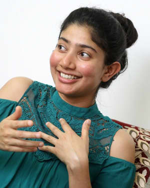 Actress Sai Pallavi Kanam Interview Photos | Picture 1579563