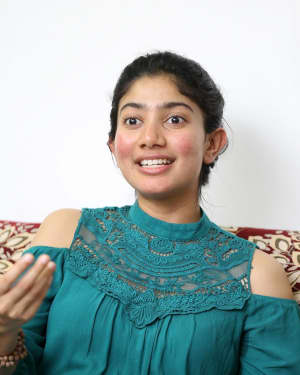 Actress Sai Pallavi Kanam Interview Photos | Picture 1579566