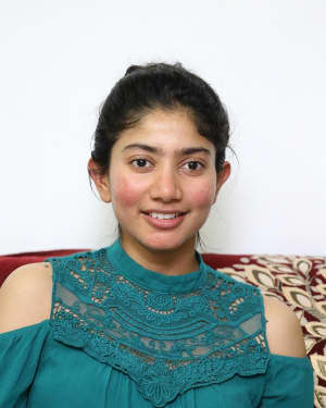 Actress Sai Pallavi Kanam Interview Photos | Picture 1579559