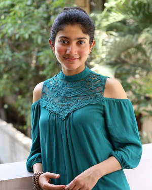 Actress Sai Pallavi Kanam Interview Photos | Picture 1579590