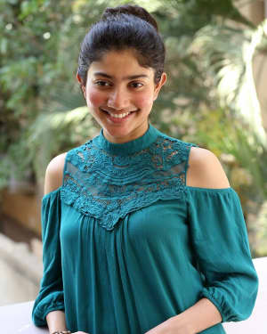 Actress Sai Pallavi Kanam Interview Photos | Picture 1579585