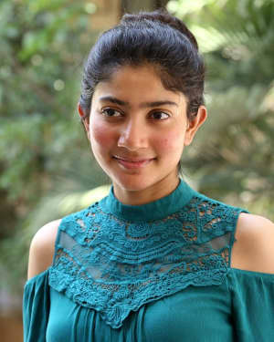 Actress Sai Pallavi Kanam Interview Photos | Picture 1579588