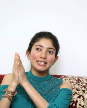 Actress Sai Pallavi Kanam Interview Photos | Picture 1579555