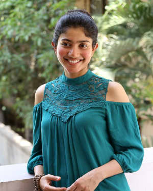 Actress Sai Pallavi Kanam Interview Photos | Picture 1579593